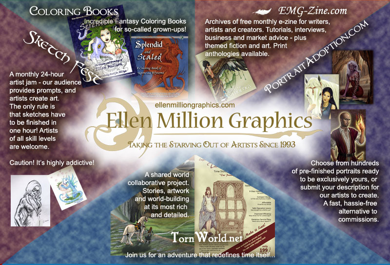 Welcome to Ellen Million Graphics